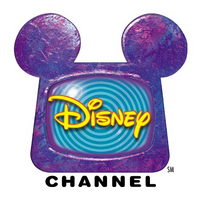 Disney Channel 1999 logo (US and Heartlake)