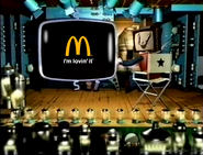 Nick at nite sign on bumper from thha22m - mcdonalds 2003