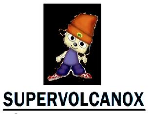 SuperVolcanoX Corporation Logo