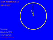 TBC Clock 1950-1957