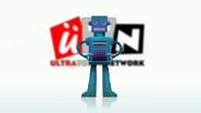 UltraToons Network Robot Dancer ident 2014