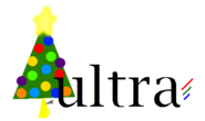 Ultra TV Christmas Logo 1999
