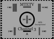 MTETV Test Card 1949