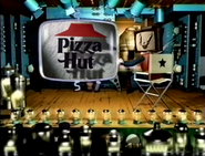 Nick at nite sign on bumper spoof from thha22m - pizza hut