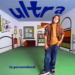 Preteen's Bedroom ident, 2004. Maybe his bedroom was too weird...