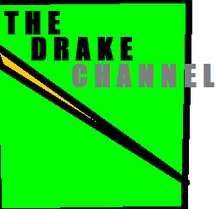 The Drake Channel Logo (Fall 2007-2010)
