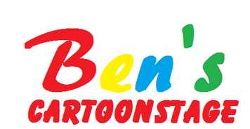 Ben's Cartoon Stage (1990-1997)