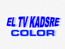 El TV Kadsre Color ID (1964)