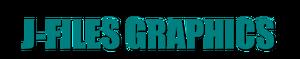 J-Files Graphics logo (2012)
