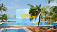 CPN One ident 2018 Tropical Island