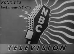 KGXC TV 1945