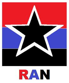 RAN (2019-Present) (Colors)