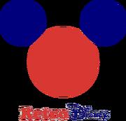 Rerto Disney Channel Logo UK