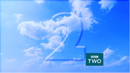 BBC Two ident spoof on This Hour Has America's 22 Minutes - Blue Sky Glassy 2