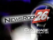 NewsRoom26 opening (1998)