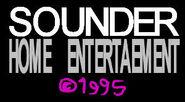 Sounder Home Entertaement Logo (1990 - 1997)