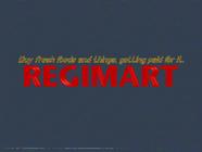 Regimart TV ad 1996