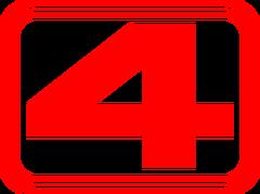 The fourth logo february 1983