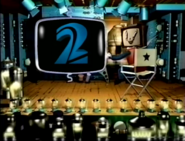 Nick at nite sign on bumper from thha22m - tv2 new zealand 1995