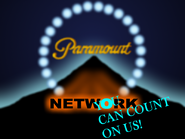 Paramount Network ID with slogan 1982