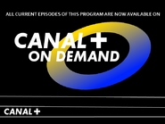 Canal+ On Demand bumper 1993