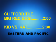 Clifford Coming Up Next 1