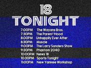 KWSB tonight Feb 1995