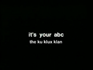 ABC Australia Ident Spoof - This Hour Has America's 22 Minutes - The Ku Klux Klan (2)