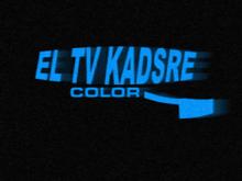 El TV Kadsre 1 Ident (1968-1970)