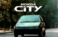 Honda City (1986)