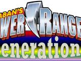 Power Rangers Generations