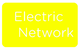 Electric Network Logo Yellow