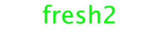 Fresh2 logo