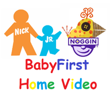 Nick Jr Noggin BabyFirst Home Video