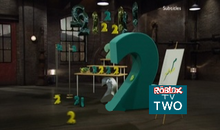 Roblox TV Two Logo 9