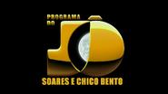 Programa do Jô Soares e Chico Bento on an episode of Rede Mônica