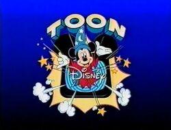 Orignal Toon Disney logo 1997-2002