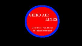 Geirdair