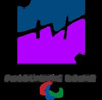 Jericho 2011 Paralympics logo