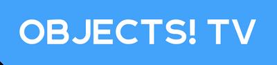 Objects! TV 2014 logo