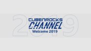 CubenRocks Channel Ident (Welcome 2019)