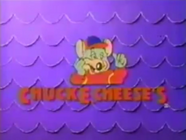 Chuck E. Cheese logo circa 1996
