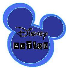 DisneyAction logo