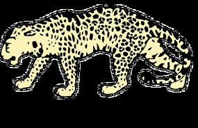Leopard Films 1960 Logo