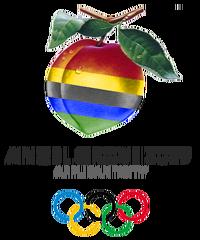 Angel Grove 2029 bid logo