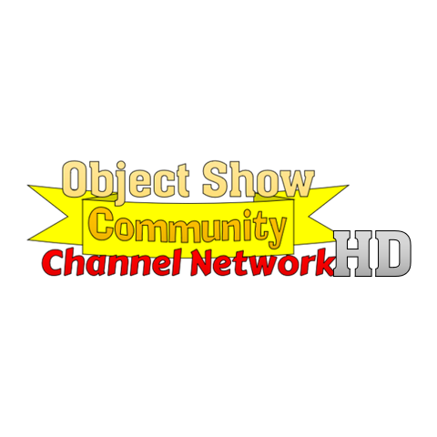 Object Show Community Channel Network with HD logo