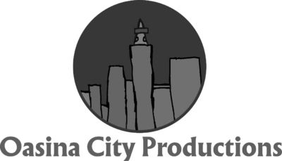 Oasina City Productions 1923 logo