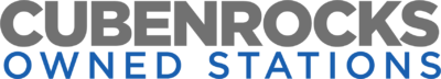 CubenRocks Owned Stations logo