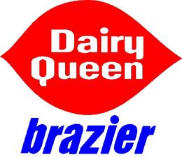 Dairy Queen braizer