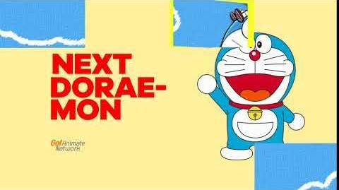 Go!Animate Network Canceled Era Bumper 2 Doraemon (Reuploaded) - Logo Animation Series